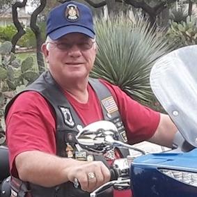 Pete Johnson : SA-PGR Ride Captain
